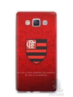 Capa Capinha Samsung A7 2015 Time Flamengo #3 - SmartCases - Acessórios para celulares e tablets :)