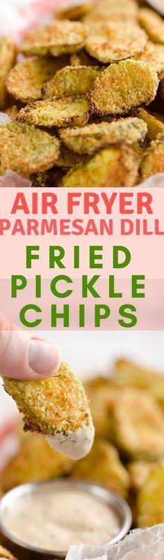 Air Fryer Fries Pickles|Air fryers Fries recipes|Air fryers recipes chicken #Airfryer #Pickle #Snack #healthyrecipes #healthyeating