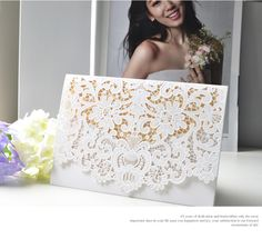 Cheap Event & Party Supplies, Buy Directly from China Suppliers:300pcs/lot 2015 New Hot wedding favor White Embossed Flower wedding invitation card,No inside paper,No envelope with EMS