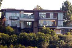 Ashton Kutcher's former $12m bachelor pad in the Hollywood Hills