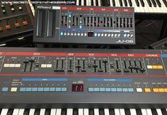 Roland JU-06 & Juno-106