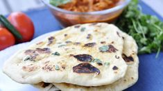 Check out this recipe! Make Naan Bread, How To Make Naan, Homemade Naan Bread, Curry Recipes, Meal Recipes, Cooker Recipes, Recipies, Naan Recipe, Indian Butter Chicken