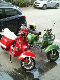 ^^ Vespa, Motorcycle, Vehicles, Wasp, Hornet, Biking, Motorcycles, Vespas, Vehicle