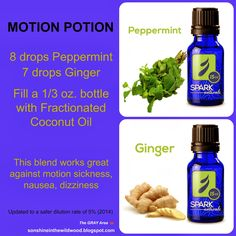 The GRAY Area: Motion Potion--Updated 2014