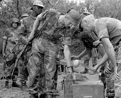 The camo uniform shows they were not SADF