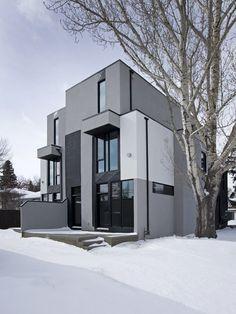Infograf as viviendas d plex viviendas duplex pinterest duplex design and architecture for Exterior home solutions ottawa