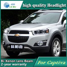 684.00$  Buy now - http://aliju4.worldwells.pw/go.php?t=32705403871 - Car Styling Head Lamp case for Chevrolet Captiva Headlights LED Headlight DRL Lens Double Beam Bi-Xenon HID Accessories 684.00$