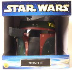 Star Wars Boba Fett Collectors Helmet
