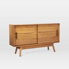 Shop mid century narrow media console from west elm. Find a wide selection of furniture and decor options that will suit your tastes, including a variety of mid century narrow media console. Plywood Furniture, 60s Furniture, Small Furniture, Furniture Design, Gothic Furniture, Apartment Furniture, Kitchen Furniture, Rustic Furniture, Apartment Living