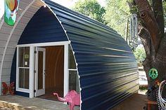 Quonset Hut Home Design Ideas Before You Build It Quonset Hut Homes, Prefab Cabins, Prefab Homes, Prefab Tiny Houses, Log Cabins, Home Design, Tiny House Design, Design Ideas, Cabana