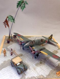 223 Best Aviation Dioramas images in 2019 | Model building