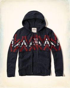 Hollister is the fantasy of Southern California, with clothing that's effortlessly cool and totally accessible. Shop jeans, t-shirts, dresses, jackets and more. Full Zip Hoodie, Cool Patterns, Sweater Hoodie, Boy Outfits, Hollister, Hoodies, Guys, Casual, Sweaters