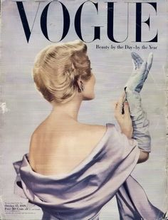 vintage vogue  1948