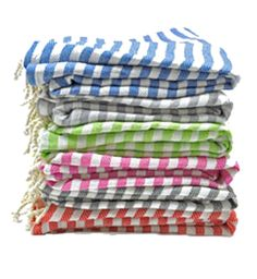 perfect towels for the beach this summer!