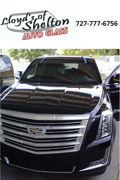 You Can Trust Lloyd's of Shelton Auto Glass With Your Cadillac. https://lloydsofshelton.com/blog/windshield-replacement-st-petersburg-fl/ | #WindshieldReplacement #StPetersburgFL