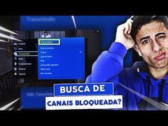Busca de canais BLOQUEADA na TV Samsung? APRENDA RESOLVER! - YouTube Tv, Flat Screen, Samsung, Youtube, Blood Plasma, Television Set, Flatscreen, Youtubers, Dish Display