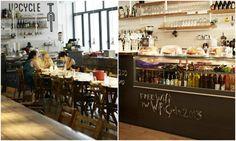 Upcycle Cafe è uno dei migliori posti per un brunch in città - One of the best places for brunch in Milan, Italy. #brunch, #milan, #italy