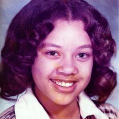 Vanessa Williams - 6th grade 1975 Robert E. Bell Middle School. Yikes!