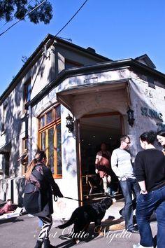 St Jude Cafe, Redfern