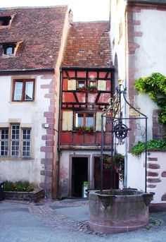 Ribeauville, France : One Amazing Travel In Pictures Oh The Places You'll Go, Places Ive Been, Paris France, Alsace France, France Travel, The Good Place, Beautiful Places, Scenery, Around The Worlds