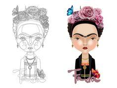 Frida Lines