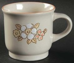 Vintage Chantilly From the Hearthside Line Fleur De Bois Pattern Stoneware Coffee Cups Japan - (Set of 6 Cups) Chantilly By Hearthside Fleur De Bois Pattern http://www.amazon.com/dp/B00VNB378W/ref=cm_sw_r_pi_dp_Jn1hvb04JTX5B