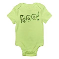Boo! Body Suit