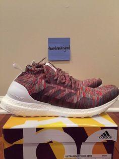 premium selection 1364b eaa53 Adidas Consortium x Kith Aspen Ultra Boost Mid Multicolor Ronnie Fieg  Aspen, Me Too Shoes
