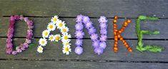Danke - Sag's mit Blumen - LandArt ...