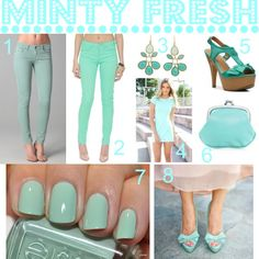 Style Oyster: A Hint of Mint