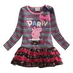 39e5786dcc2 girls dress novatx children clothing elsa dress for girls clothes princess  kids clothes for girls spring autumn new year H4736