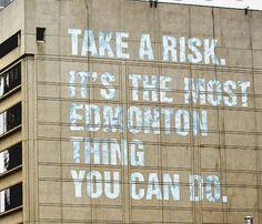 Take Risks, Neon Signs, Taking Risks
