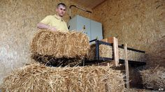The Economist explains: Why are straw houses making a comeback? | The Economist