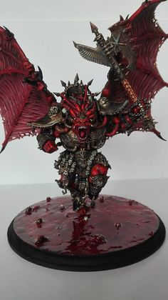 Angron,primarch of the world eaters