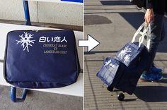 北海道土産の定番商品といえば、今も昔も『白い恋人』である。製造しているのは北海道札幌市にある菓子メーカー「石屋製菓」で、日本国民のみならず、なぜか中国人観光客 …