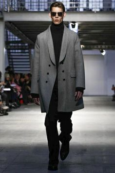 Costume National Menswear Fall Winter 2014 Milan - NOWFASHION