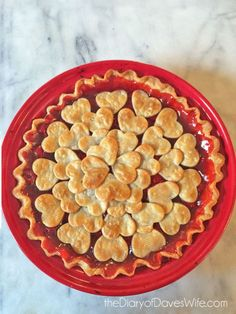 This Cherry Pie Will Steal Your Heart On Valentine's Day