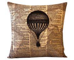 Weylandts   Products   Homeware   Hot Air Balloon Scatter Weylandts, Hot Air Balloon, Cushion Covers, Wicker, Balloons, Cushions, Throw Pillows, Patterns, Pretty