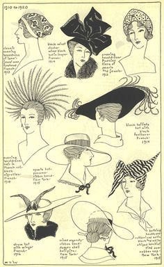 History of Hats | Gallery - Chapter 20 - Village Hat Shop