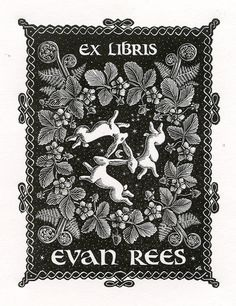 Bookplate 42 Wood Engraving 100 x 75 mm A large plate reflecting the owner's interests. Ex Libris, Up Book, Book Art, Wood Craft Patterns, Chalk Pastels, Illuminated Letters, Wood Engraving, Linocut Prints, Book Design