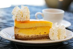 Celebrate your Saturday with #cheesecake.