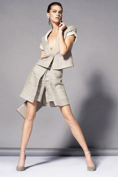 Giorgio Armani | Resort 2015 Collection | Style.com