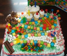 Candyland Cakes – Decoration Ideas | Little Birthday Cakes