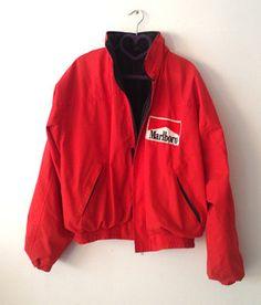 【清货】万宝路女孩 Marlboro 90s 古着vintage复古短外套 包邮