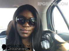 rpgshow black hair wigs els119 #blackhair #lacewigs