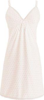 Flirty Polka Dot Nightgown :: Loungewear :: Expressiva Nursingwear: Nursing Bras & Clothes | Free Shipping