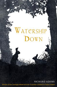Book cover illustration by Mike Ellis for Watership Down by Richard Adams. Book Cover Art, Book Cover Design, Book Design, Watership Down Book, Roman, Beautiful Book Covers, Animal Books, Children's Book Illustration, Cartoon Styles