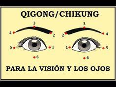 Ejercicios de Qigong para la Visión y los Ojos | Alquimia Interna: Fomento y…