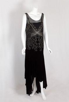 Evening dress ca. 1930
