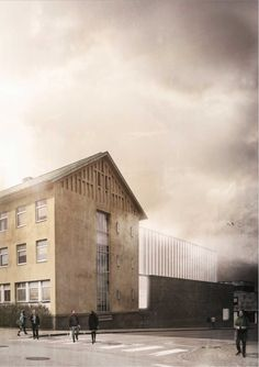 Ulargui arquitectos · Bodø Town Hall
